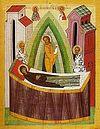 Успение Пресвятой Богородицы: иконография праздника в искусстве Византии и Древней Руси