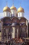 Успенские храмы старой Москвы