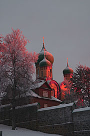 Пюхтицкий Успенский женский монастырь