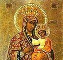 Черниговская-Гефсиманская икона Божией Матери