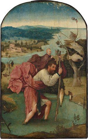 Святой мученик Христофор.