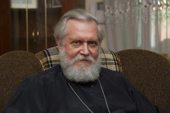 Протоиерей Леонид Ролдугин. Фото: А.Поспелов / Православие.Ru