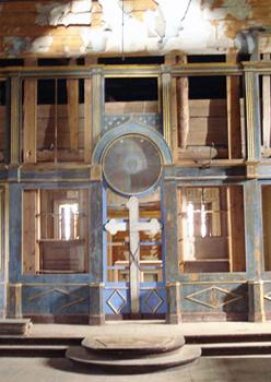 Храм Вознесения в Пияле