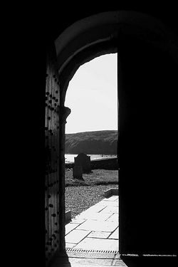 St. Hywyn's Church, Aberdaron.