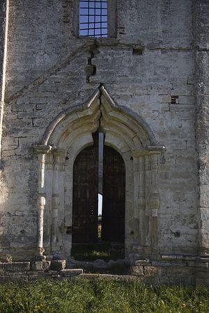 Часть северного фасада Никольского собора