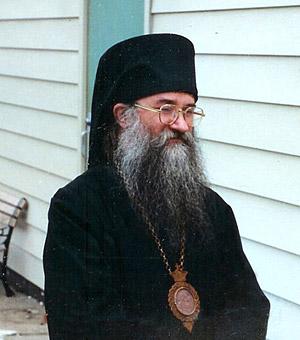 Архиепископ Чикагский и Детройтский Серафим