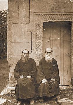 Sts. Giorgi-Ioane (Mkheidze) and Ioane (Maisuradze)