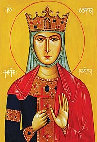 Holy Great-martyr Queen Ketevan
