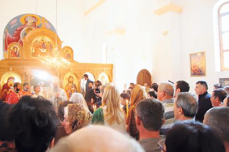 Црква Успења Богородице у Ђаковици Фото Ж. Ракочевић