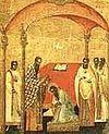 Церковь в конце IV века