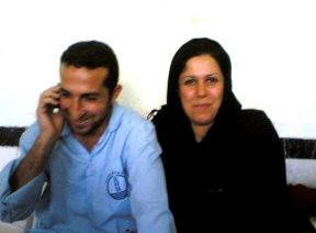 Пастор Надаркани со своей женой Тиной