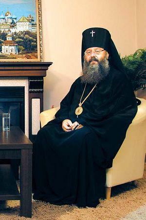 Архиепископ Екатеринбургский и Верхотурский Кирилл