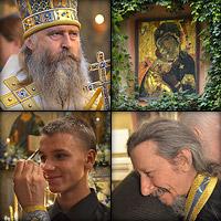 Праздник Cретения Владимирской иконы Божией Матери в Сретенском монастыре
