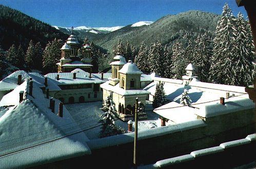 Монастырь Синая