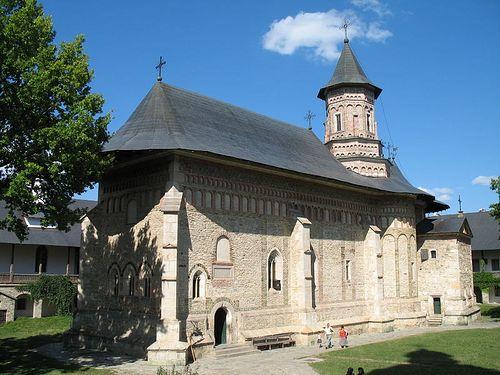 Нямецкий монастырь. Собор Вознесения Господня