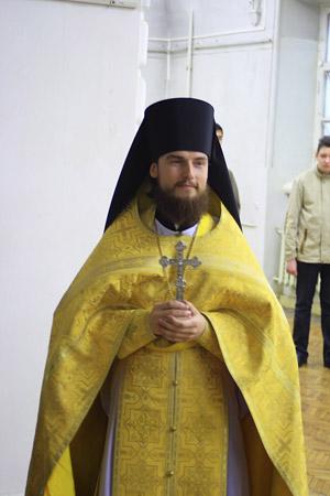 Ректор РПУ игумен Петр (Еремеев)