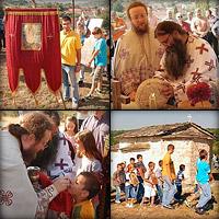 Праздник Усекновения главы Иоанна Предтечи в Великой Хоче