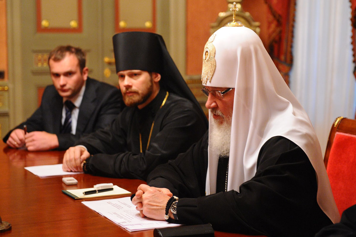 The Orthodox Church And Society Church State Relations In