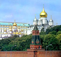 The Kremlin, Moscow.