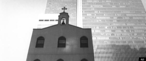 St Nicholas Greek Orthodox Church Ground Zero