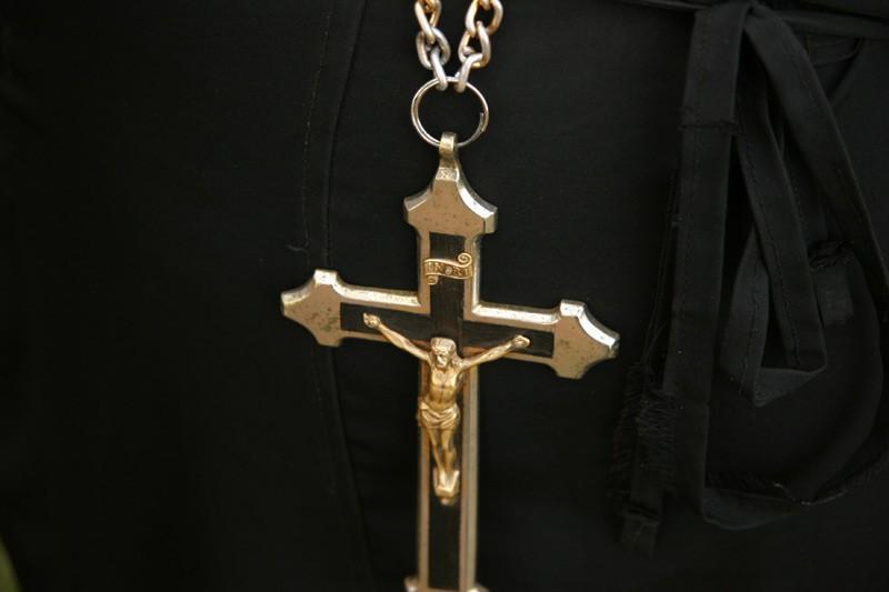A Kenyan pectoral cross. Photo: Denis Makhanko