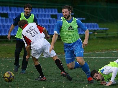 Футбольное поле для миссионерской работы