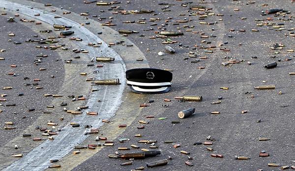 Обычная улица города Сирт, 9 октября 2011. (Фото Asmaa Waguih | Reuters)