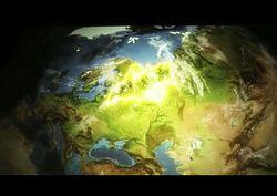 Примеры работы с интерактивной картой мира, на которой отмечены все епархии Русской Православной Церкви