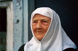 Мать Евфросиния. Фото: архим. Тихон (Шевкунов)