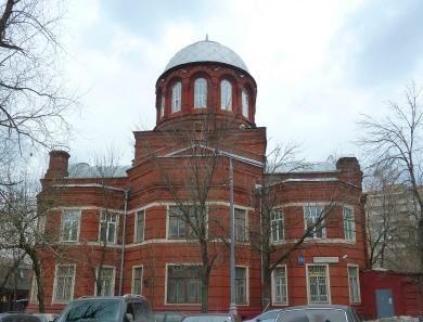 Церковь Георгия Победоносца в Грузинах