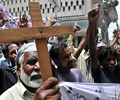 Христиане стали самой гонимой религиозной группой в мире