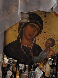 Монастырская чудотворная икона