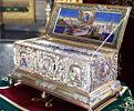 Поклонение Поясу Богородицы – событие года, убежден Патриарх Кирилл