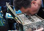 Пояс Пресвятой Богородицы прибыл на Северный Кавказ