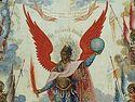 В день празднования Собора Архистратига Михаила и прочих Небесных Сил бесплотных