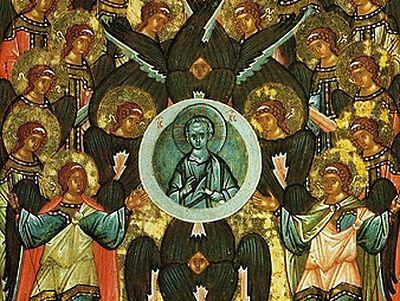 Слово в праздник Архистратига Михаила