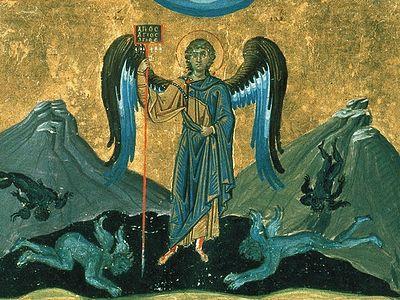 Слово в день Собора Архистратига Божия Михаила
