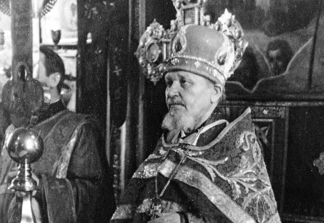 Отец Патриарха Московского и всея Руси Кирилла протоирей Михаил Гундяев, 1970 год. Фото ИТАР -ТАСС