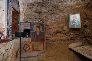 Пещера прп.Антония