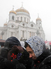 """Most Holy Mother of God, Save Us!"" The Cincture of the Virgin Mary Comes to Russia"