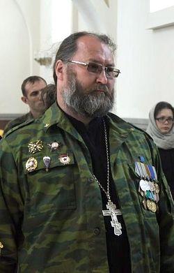 Священник Николай Кравченко. Фото: pravkamchatka.ru