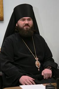 Епископ Феофилакт. Фото с сайта СПбДА