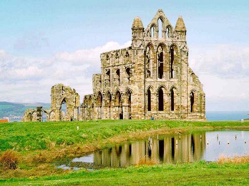 Руины аббатства Уитби