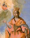 В честь святой Екатерины назывались города на Руси – не в честь цариц, а в честь святой, дабы под ее молитвенным покровом протекала жизнь людей, дабы у людей был ориентир, был идеал, был пример, следуя которому и простой человек, и богатый, и бедный,