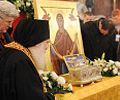 1 декабря состоится пресс-конференция по итогам принесения Пояса Пресвятой Богородицы в Россию