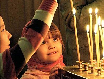 Божьи детки, <BR>или Праздник Введения глазами православной многодетной мамы