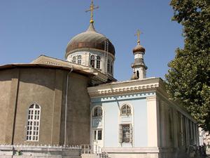 Ташкентский Свято-Успенский кафедральный собор