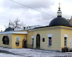 Церковь св. Андрея Первозванного. Фото с сайта hram.codis.ru