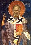 В день Святого угодника и чудотворца Святителя Николая