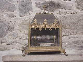 Реликварий святого Мало